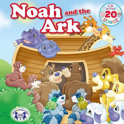 Noah and the Ark Padded Board Book & CD