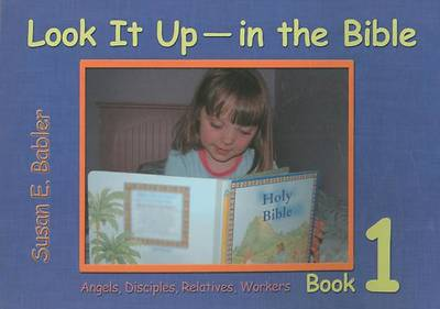 Look It Up-- In the Bible