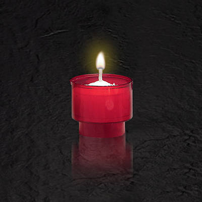 Ruby Disposable Votive Light (Package of 144)
