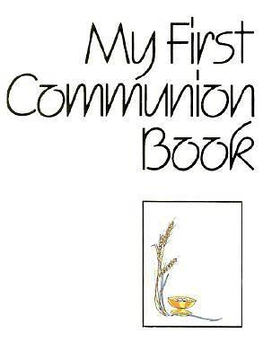 My First Communion Book