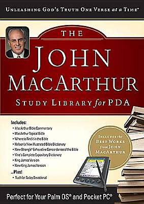 The John MacArthur Study Library for PDA