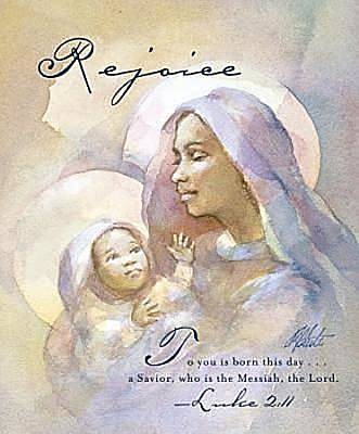 Christmas Nativity/Rejoice Bulletin 2011, Large (Package of 50)