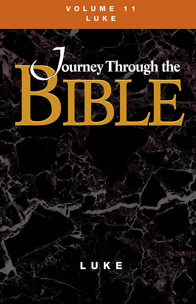 Journey Through The Bible Volume 11: Luke Student Book