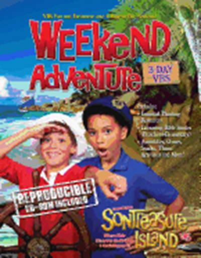 Gospel Light VBS 2014 SonTreasure Island Weekend Adventure VBS