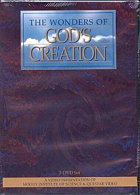 Wonders of Gods Creation Set DVD