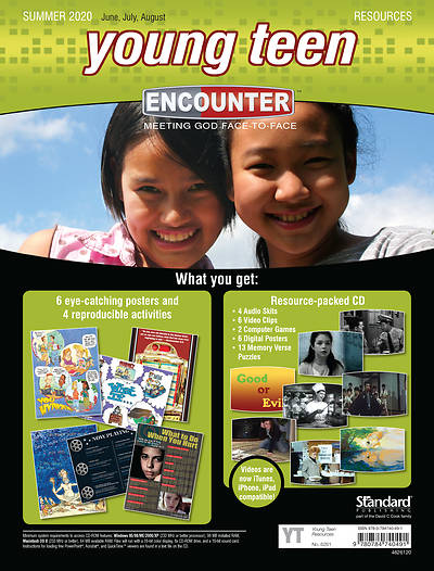 Encounter Young Teens Resource Packet Summer