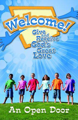 Mennomedia Welcome VBS 2014 Student Booklet