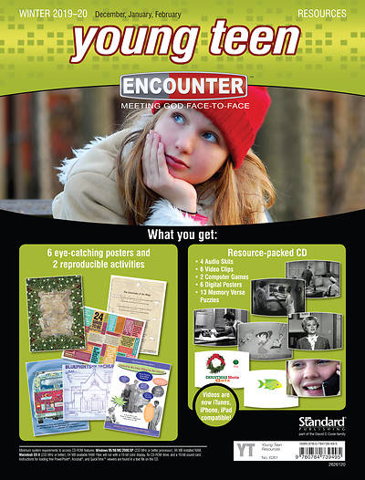 Encounter Young Teens Resources Winter