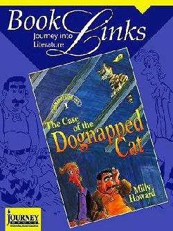 Booklinks Case of the Dognapped Cat