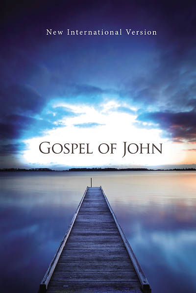 NIV Gospel of John