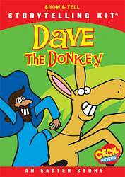 Dave the Donkey, an Easter Story Storytelling Kit