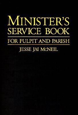 Ministers Service Book