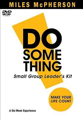 Do Something! Small Group Leaders Kit