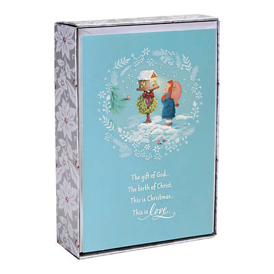 Gift Of God Christmas Cards
