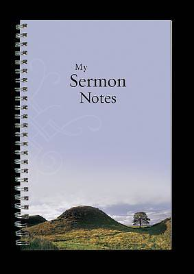 Sermon Notebook (Blue)