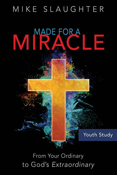 Made for a Miracle Youth Study Book - eBook [ePub]