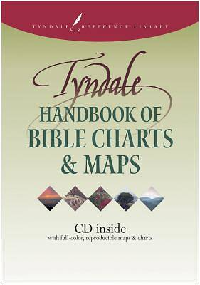 Tyndale Handbook of Bible Charts and Maps with CD-ROM