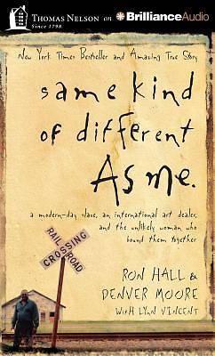 Same Kind of Different as Me - Library CD