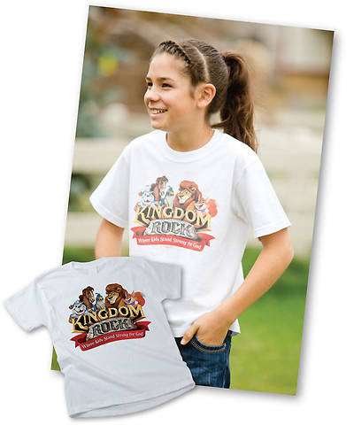 Group VBS 2013 Kingdom Rock Theme T-Shirt