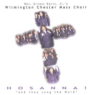 Hosanna...and They Sing the Word
