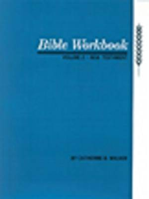 Bible Workbook, New Testament