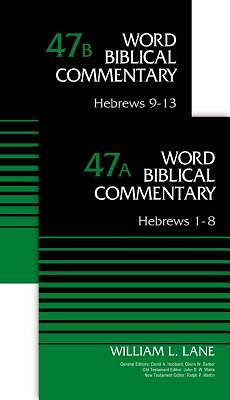 Hebrews (2-Volume Set---47a and 47b)