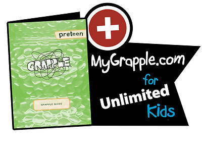 Groups Grapple Preteen Unlimited User Pack Summer 2013