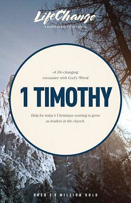 First Timothy
