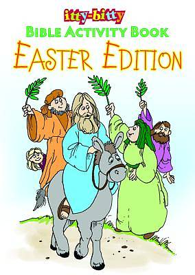Easter Edition Ittybitty Bible Activity Book