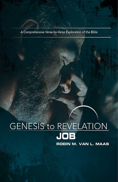 Genesis to Revelation: Job Participant Book - eBook [ePub]
