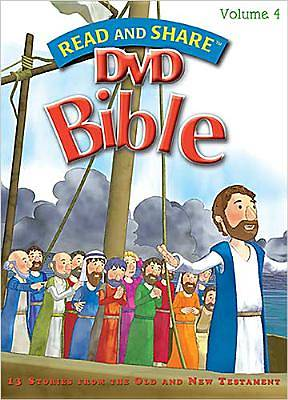 Read and Share DVD Bible Volume 4