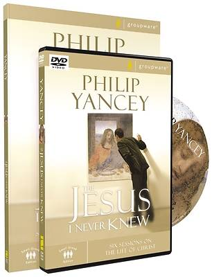 The Jesus I Never Knew Participants Guide with DVD