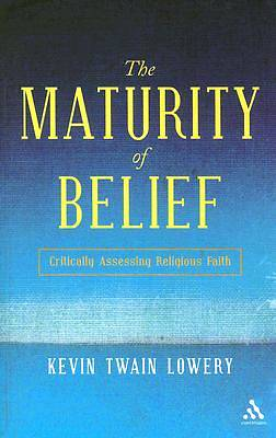 The Maturity of Belief