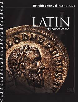 Latin 1 Teacher Activity Manual 2nd Edition