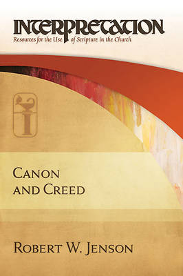 Canon and Creed