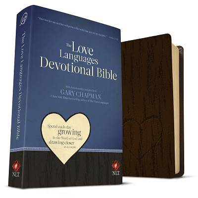 The Love Languages Devotional Bible Soft Touch Edition