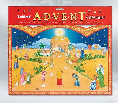 Nativity Advent Calendar #CA155