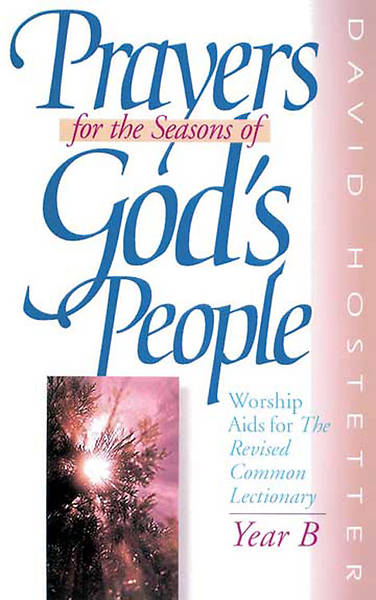 Prayers for the Seasons of Gods People, Year B [Adobe Ebook]