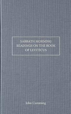 Sabbath Moring Readings on the Book of Leviticus