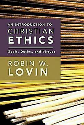 An Introduction to Christian Ethics - eBook [ePub]