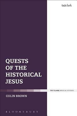 Quests of the Historical Jesus