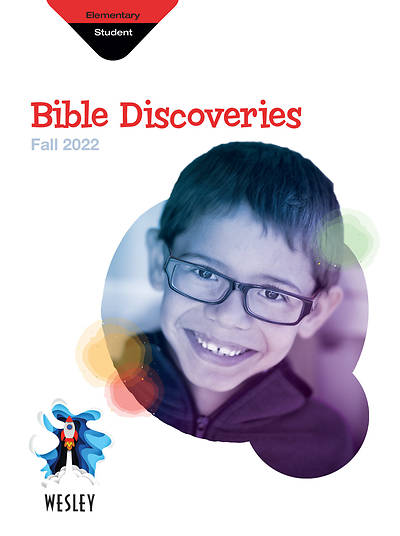 Wesley Elementary Bible Discoveries Fall 2014