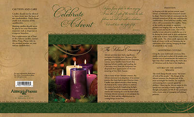 """Celebrate Advent"" Tradition Pamphlets (Pack of 12)"