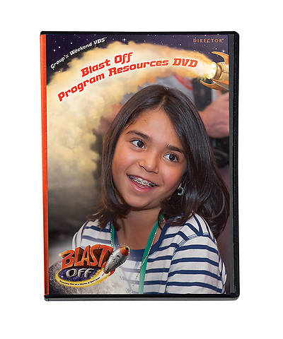 Group VBS 2014 Weekend Blast Off Blast Off Program Resources DVD