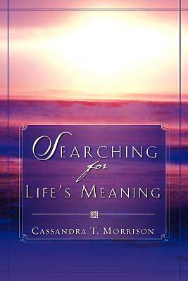 Searching for Lifes Meaning