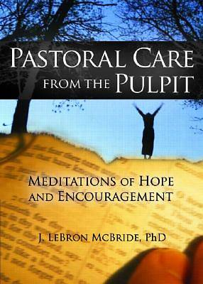 Pastoral Care from the Pulpit