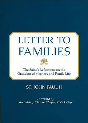 Letter to Families