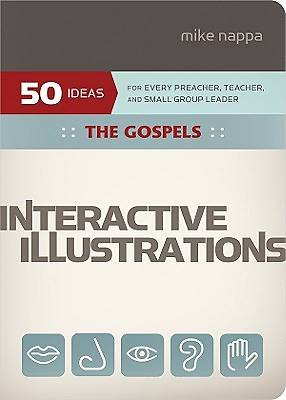 Interactive Illustrations - The Gospels
