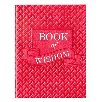 Book Lux-Leather Flexcover Book of Wisdom