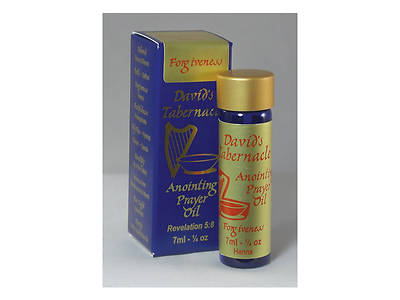 David Tabernacle 1/4 Oz. Henna Anointing Oil from Israel